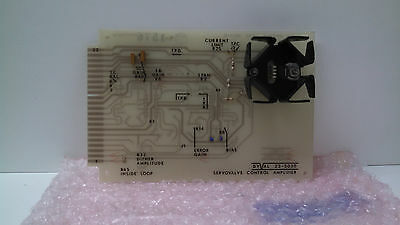 DYVAL SERVOVALVE CONTROL AMPLIFIER 23-5030 NEW OLD STOCK