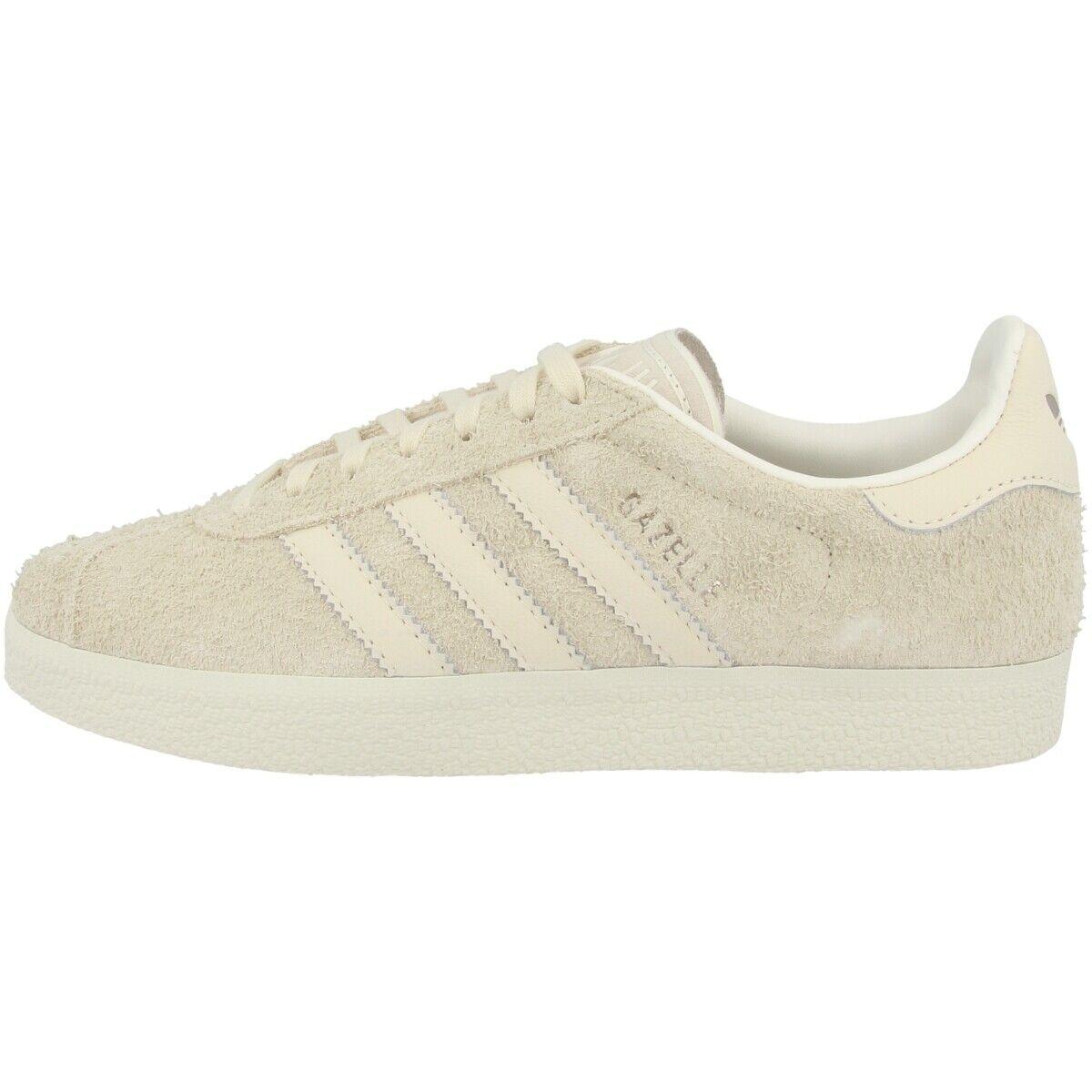 Adidas GAZELLE Woes scarpe donna Originals Casual  Trainers Ecru Tint EE550  essere molto richiesto