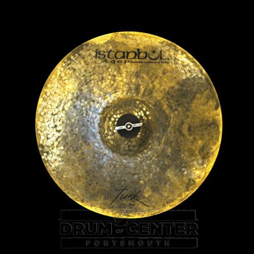 "Video Demo Istanbul Agop Turk Splash Cymbal 12/"""