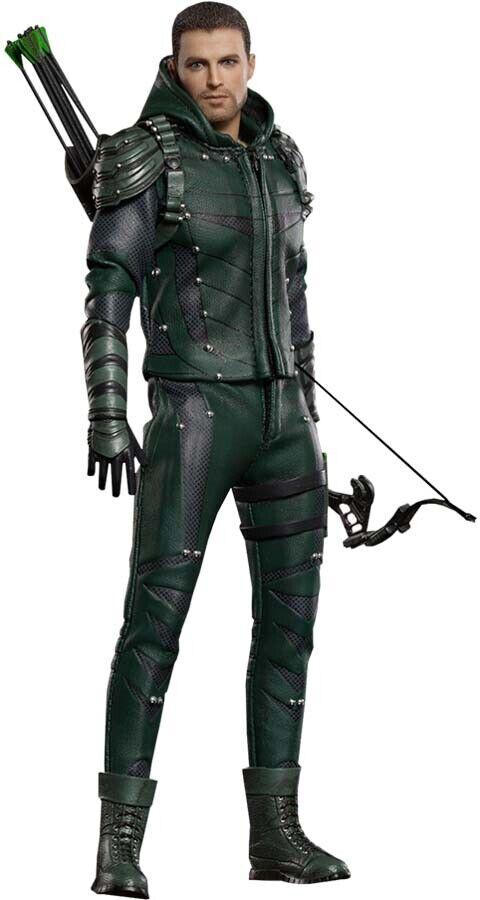 ARROW - Oliver Queen 'The Grün Arrow' 1 8 Scale Action Figure (Star Ace Toys)