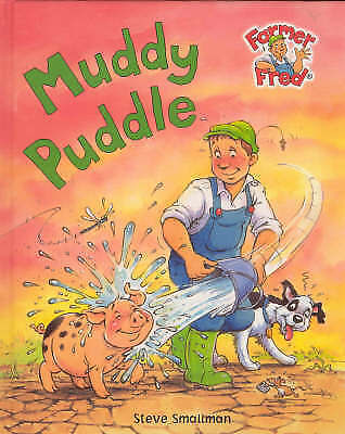 """""""AS NEW"""" Muddy Puddle (Farmer Fred Stories), , Book"""