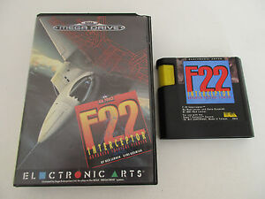 F22-INTERCEPTOR-ADVANCED-TACTICAL-FIGHTER-SEGA-MEGADRIVE-JEU-SEGA-MEGA-DRIVE