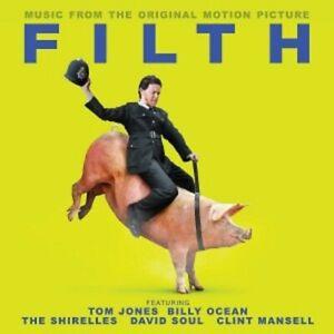 Filth-Ordure-CD-11-TRACKS-original-motion-picture-bande-originale-MUSIQUE-DU-FILM-NEUF