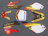 Rockstar 3m Graphic Decals Sticker Kit Klx110 110 M De27