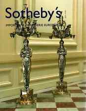 SOTHEBY'S IMPORTANTE ORFEVRERIE EUROPEENNE