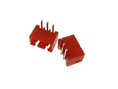 Green Pack of 20 3 Pins 3P XH2.54 2.54mm Housing Connector