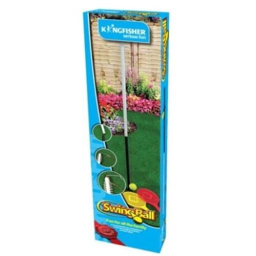 NEW KINGFISHER GARDEN OUTDOOR GAMES KIDS BOYS GIRLS ADULTS FAMILY FUN GIFT