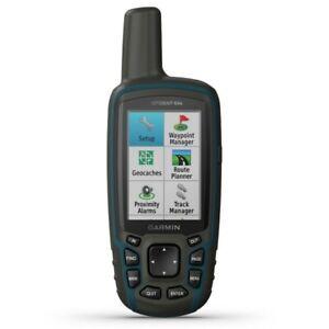Garmin GPSMAP 64x Handheld GPS With Preloaded USA TOPOActive Maps 010-02258-00