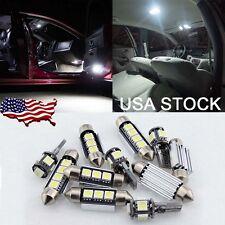 14x White LED Interior SMD Light Kit for BMW 3 Series E90 E91 E92 M3 06-11 #2