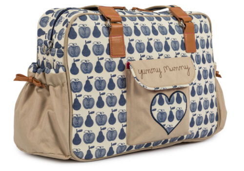 Apples Couches Blue Lining Sac À amp; Pink Pears qI7Spx
