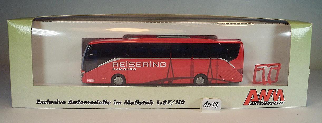AWM 1 87 58328.1 Setra S 515 HD Autocar reisering Hambourg neuf dans sa boîte  1013