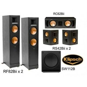 Klipsch-Reference-MK-ii-5-1-System-EXCLUSIVE-DEAL