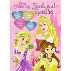 Disney Princess Jewels and Sparkles by Parragon (Paperback, 2015)