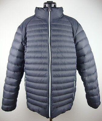 MICHAEL KORS Daunenjacke Damen Lightweight Packable Down Jacket Grau Gr.XXL NEU | eBay