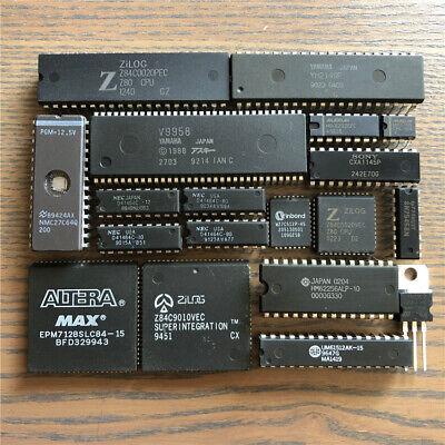 Z80 Zeta SBC v2 Homebrew IC Kit