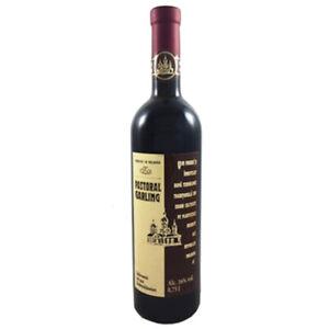 Garling Pastoral Rotwein süß 16% vol. 0,75L moldawischer roter Wein red wine