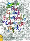 The Great Extendable Colouring Book von Stu McLellan (2014, Taschenbuch)
