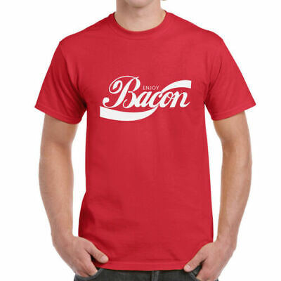 Lustiger Kapuzenpullover Mashup Brand Enjoy Bacon