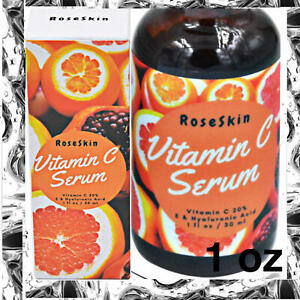 Anti-Aging-Vitamin-C-Serum-RoseSkin-W-Hyaluronic-Acid-for-face-With