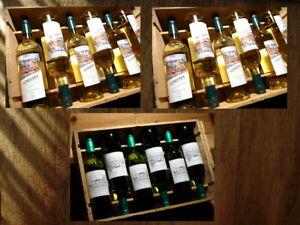 18-weisse-franzoesische-Bordeaux-2012-und-2015-Sauvignon-Blanc-Entre-Deux-Mers