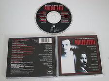 PHILADELPHIA/SOUNDTRACK/VARIOUS ARTIONS(EPIC 474998 2) CD ALBUM
