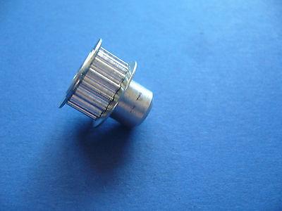 HTD Zahnriemenscheibe Zahnscheibe 3M 15-3M-6 mm Riemenbreite Alu Teilung 3 mm
