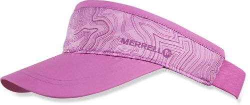One Size Cute Pink Merrell Siena Visor