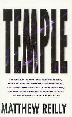 1 of 1 - Temple by Matthew Reilly (Paperback, 2000)
