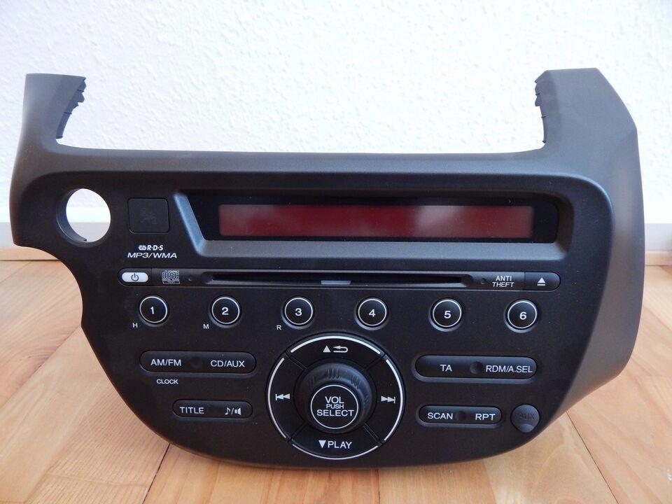 Andre reservedele, CD/Radio, Honda Jazz