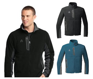 Eddie Bauer First Ascent Men's Full Zip Fleece Pullover Jacket 3XL ...