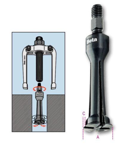 Beta Tools 1544//2B-Internal Extractors 14-19 Min-Max mm 60 mm