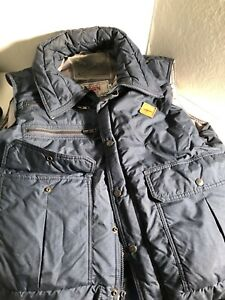 Adventure-Gear-Down-insulation-men-039-s-vest-Near-Mint-condition-Size-M-C2