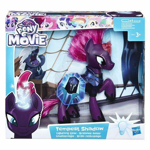 MLP Lightning Glow Tempest Shadow - My Little Pony