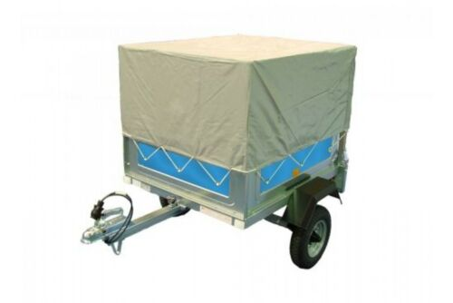 High Side Mesh Kit Cover For Erde 102 Trailer and Maypole MP6810