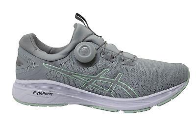 Asics Dynamis Grey Mint BOA Disc Womens Running Trainers T7D6N 9696 | eBay