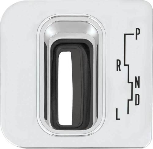 1963 Impala SS Powerglide Transmission Console Shift Plate