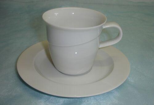 Avenue weiss weiß uni Milch Rosenthal Zucker zur Auswahl Tasse