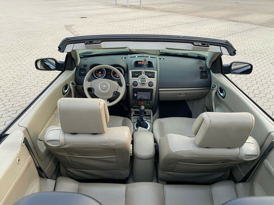Renault Megane II, 1,9 dCi 130 Dynamique Comfort CC, Diesel