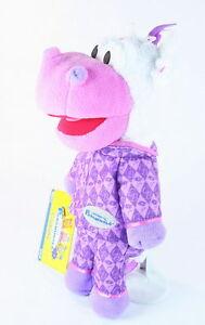 Jim-Henson-039-s-Pajanimals-COWBELLA-the-cow-15-034-plush-soft-toy-Tomy-NEW