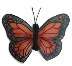 MONARCH-BUTTERFLY-Finger-Puppet-2156-Free-Ship-USA-Folkmanis-Puppets