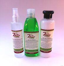 ZEN ALOE VERA SHAMPOO/CONDITIONER,HAIR PROTECTION TONIC Total Hair Protection