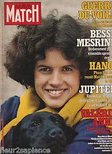Paris Match N°1556 du 23 mars1979 Marcuse Jeanne Moreau Mesrine Ali Mc Graw Iran