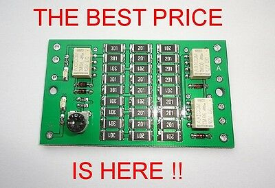 ATTENUATOR / TRANSVERTER INTERFACE BOARD 50 70 144 222 432 MHZ VHF UHF