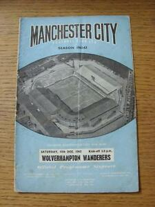 15121962 Manchester City v Wolverhampton Wanderers  Heavy Fold Creased Stai - <span itemprop=availableAtOrFrom>Birmingham, United Kingdom</span> - Returns accepted within 30 days after the item is delivered, if goods not as described. Buyer assumes responibilty for return proof of postage and costs. Most purchases from business s - Birmingham, United Kingdom