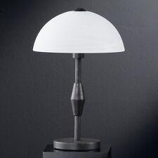 Tischlampe Schreibtischlampe Schreibtischleuchte antik  Leselampe LED Dimmer 5W
