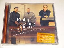 CD Phillips, Craig & Dean: Let The Worshippers Arise (2005 Sony Music) Religious