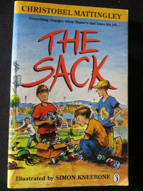 The Sack by Christobel Mattingley Simon Kneebone 1st ed., Signed Acceptable