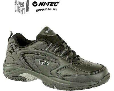 Hi-Tec Blast Lite Black Lace Up Sports