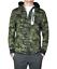 Felpa-Uomo-Zip-Cappuccio-Mimetica-Militare-Maglia-Maglione-Casual-Camouflage miniatura 1