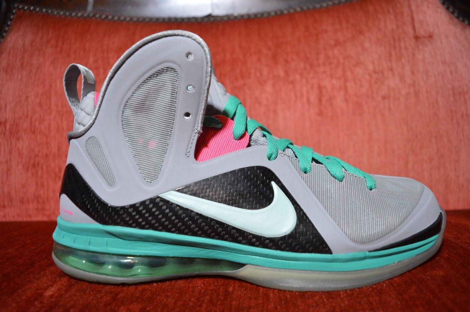 Limpiar comodo Nike Air LeBron South Beach 9 comodo Limpiar especial de tiempo limitado d70e19